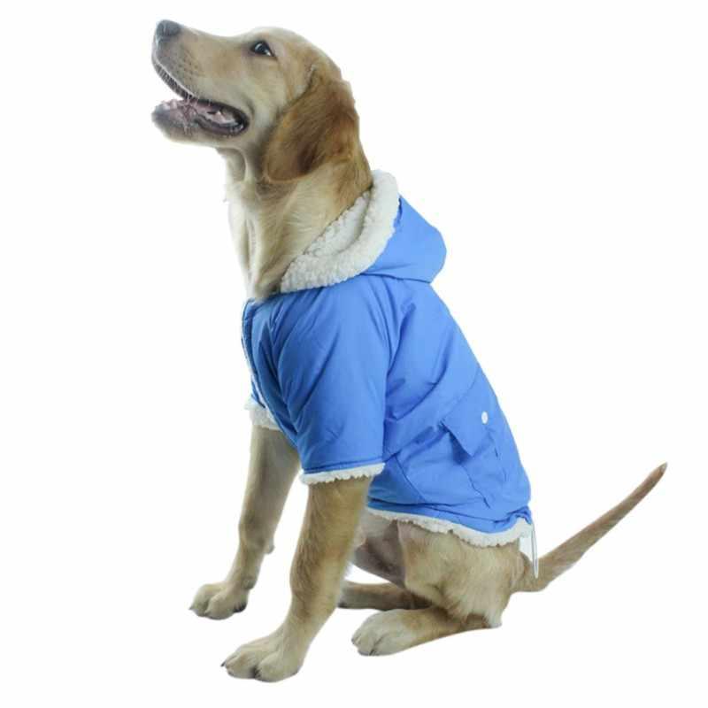 חורף צמר כלב בגדים לחיות מחמד גור מעיל מעיל חם כלב לכלבים קטנים צ 'יוואווה פאג צרפתית בולדוג Roupa Cachorro