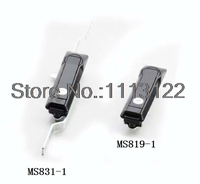 MS831 1 MS819 1 Zinc Alloy Swinghandle Latch 3 Point Cabinet Lock Rod Control Panel Lock