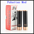 2014 Fuhattan Mod encaja 18650 en Fuhattan Manhattan Mods mecánica 510 hilo atomizador Fuhattan e Cig para Electronic Cigs
