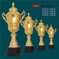 SG -104  Gold Plated Metal Trophy Winners Cup boxing trophy  sport  award cup   souvenir
