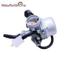 PZ19 19mm Motorcycle Carburetor For Chinese 50CC 70CC 90CC 110CC 125CC ATV Dirt Bike Go Kart