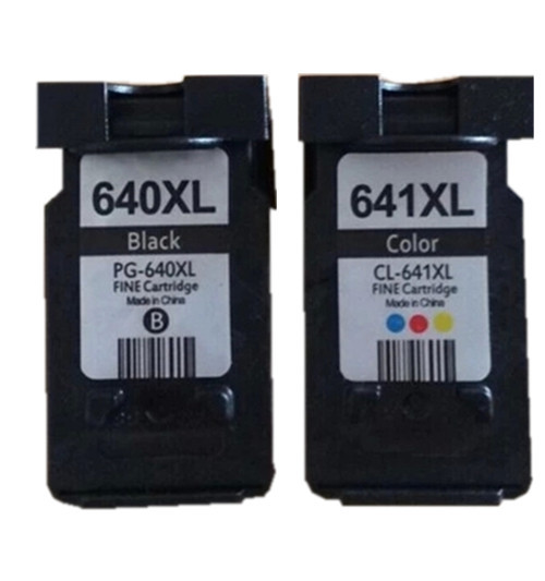ФОТО 2 set for Canon PG 640 CL641 ink cartridge PIXMA MG2160 MG3160 MG4160 MX376 MX436 MX516 Inkjet Printer  free shipping hot sale