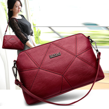 2019 New Elegant Shoulder Bag Women High Quality PU Leather Small Crossbody Ladies