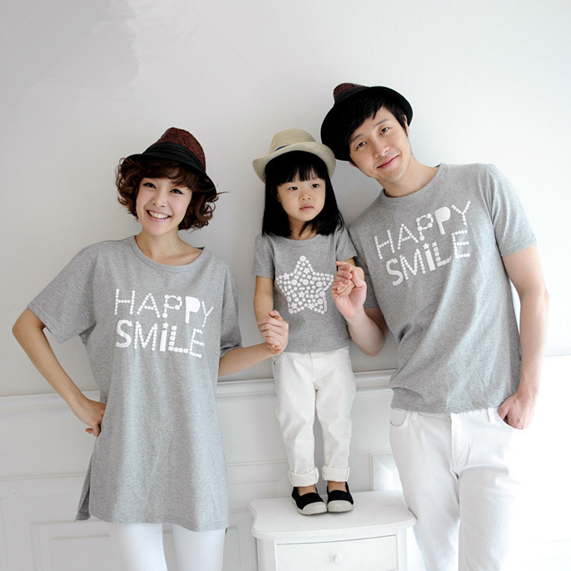 Family Photo Korean Style