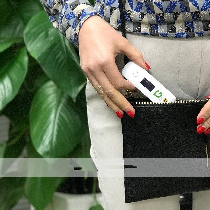 2018 Новый Greentest мини Эко высокая точность читать цифровой еда нитрат тестер, фрукты и овощи нитрат обнаружения/Здоровье и гигиена