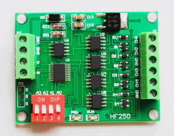 Darmowa dostawa!!! 0-20ma 4-kanał DA Generator / RS485 komunikacji/prąd Generator sygnału/przekaźnik sygnału