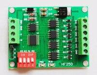 Free Shipping!!! 0-20ma 4-Channel DA Generator / RS485 Communication / Current Signal Generator / Signal Transmitter