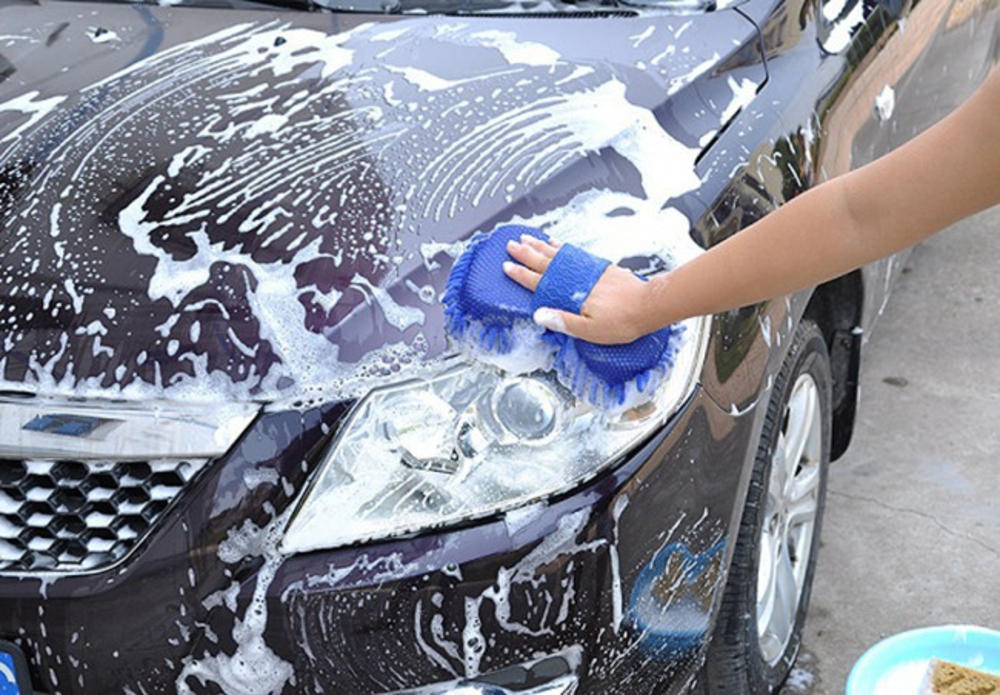 Car Washer Cleaning