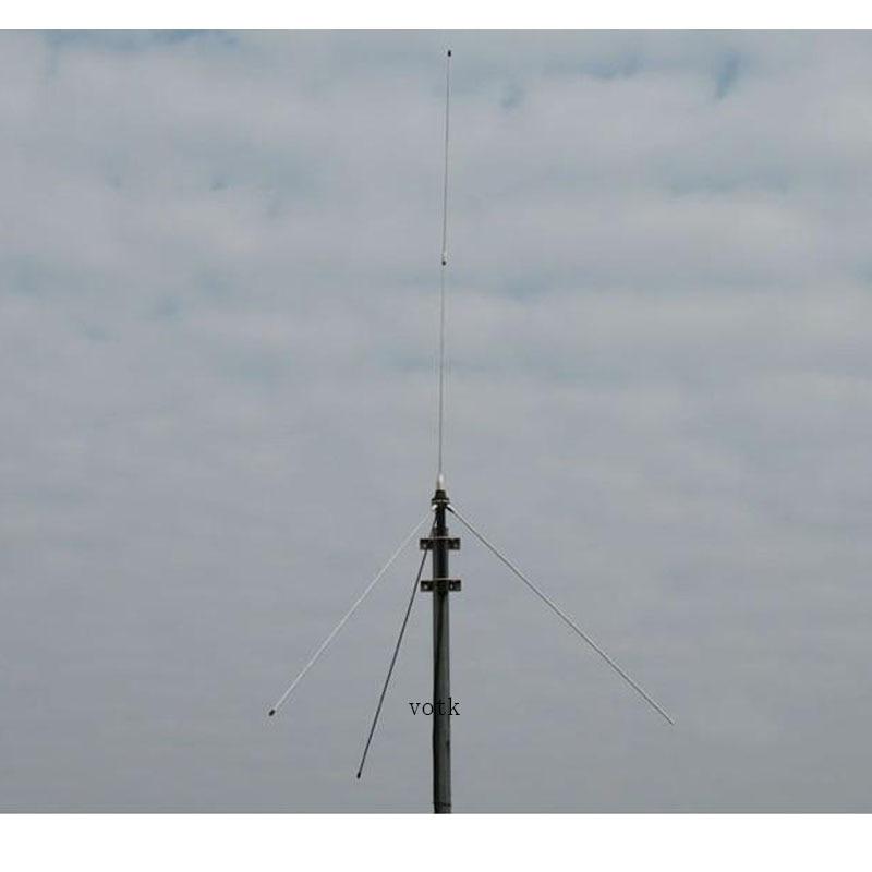 1 4 ăng ten - 1/4 wave GP Antenna for 5w,7w,15w,30w 50w FM transmitter antenna BNC with 15meters
