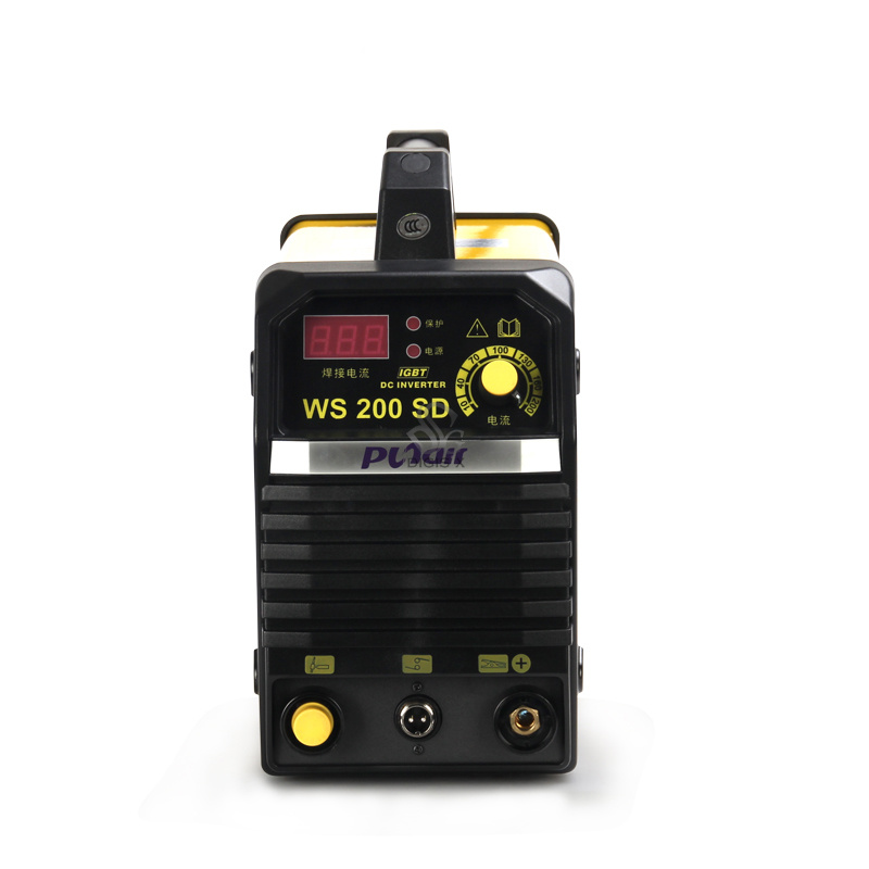 WS200SD high frequency arc DC electric welder 220V small household stainless steel argon arc welding machine  цены