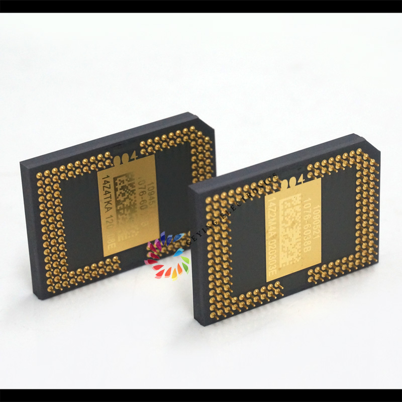 Brand New 1076-6038B 1076-6039B 1076-601AB 1076-6438B 1076-6439B DMD Chip for MP626 MP525P MP525ST 1410X MX301 chip for sharp 42nt mx382 p mx b42 ntb mx b 42 mt1 mxb 42 j mx42 st mx b 42nd b42 ct new counter chips