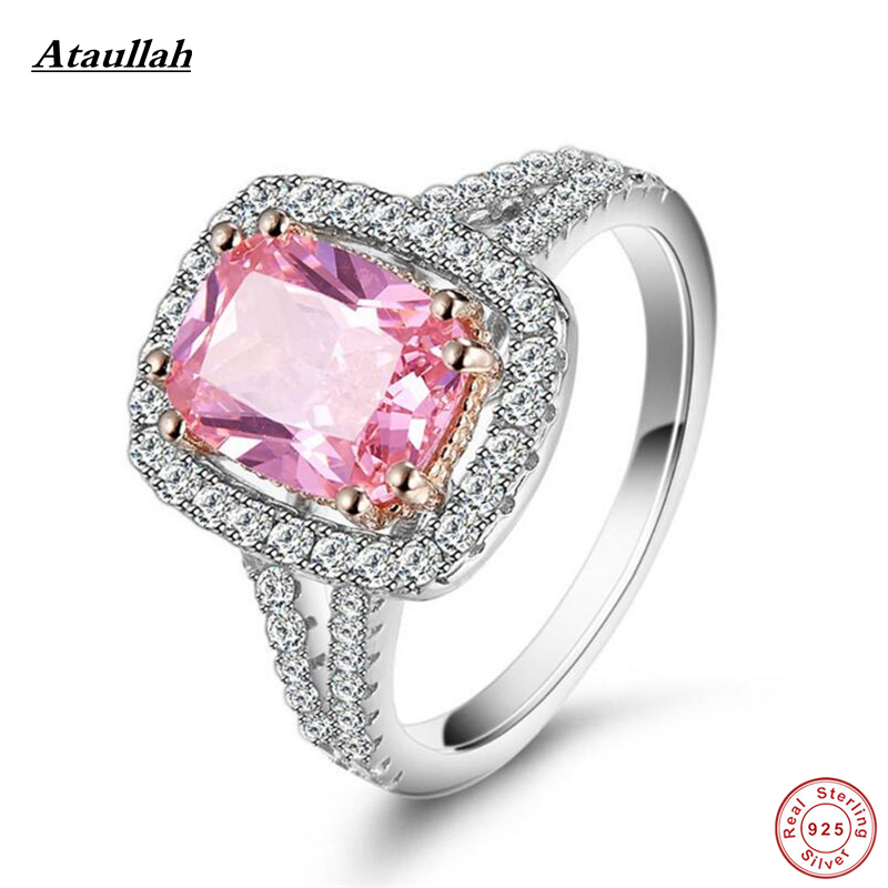 Ataullah New Design Pink CZ Модні ювелірні вироби - Вишукані прикраси