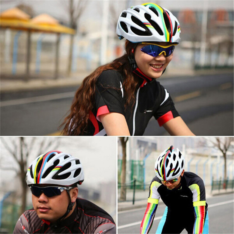 38e89b15521 SAHOO MTB Cycle Cycling Helmet Bike Helmet Road Bicycle Helmets With Two  Additional Helmet Covers EPS 58 62mm-in Bicycle Helmet from Sports    Entertainment ...