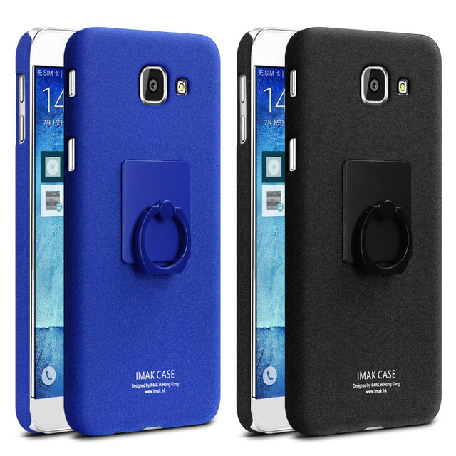 on sale 9d89d 0bc73 US $8.74 |Hard Plastic Matte Case For Samsung Galaxy A5 2017 Case A7 2017  360 Full Back Cover PC Phone Cases Free Gift Screen Protector on ...