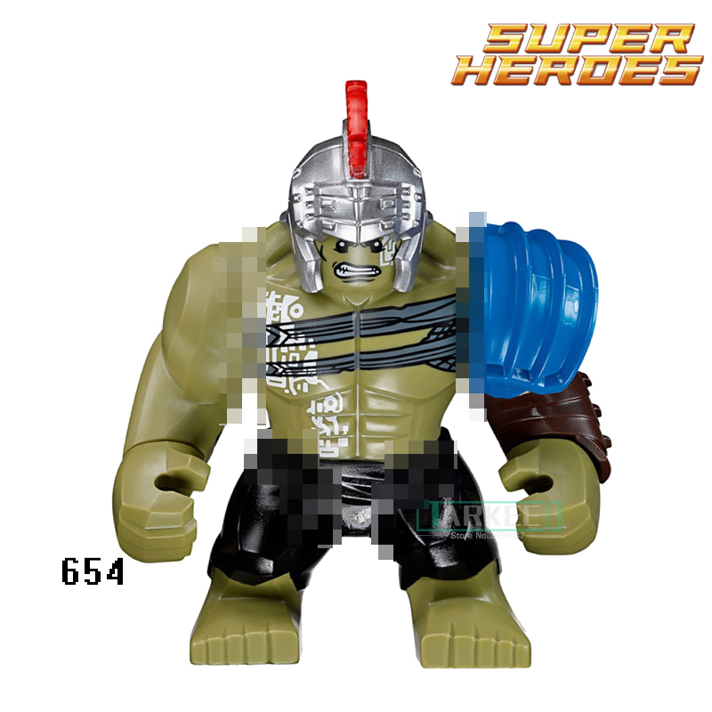 Building Blocks Hulk Loki Figures Marvel Avengers Super Hero Star Wars Set Model Action Bricks Kids DIY Toys Hobbies Gift XH654 аксессуары для ванной комнаты в москве