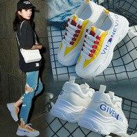 New Sport Women White Running Shoes GYM Balenciaca Sneakers MAX Casual Female Balance Balanciaga triple s Vapormax off Disruptor