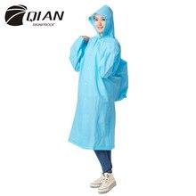 RAINPROOF Backpack Coat Rainwear