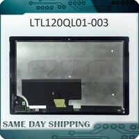 Full NEW Original Surface Pro 3 LCD Touch Screen Digitizer Panel Assembly TOM12H20 V1 1 LTL120QL01
