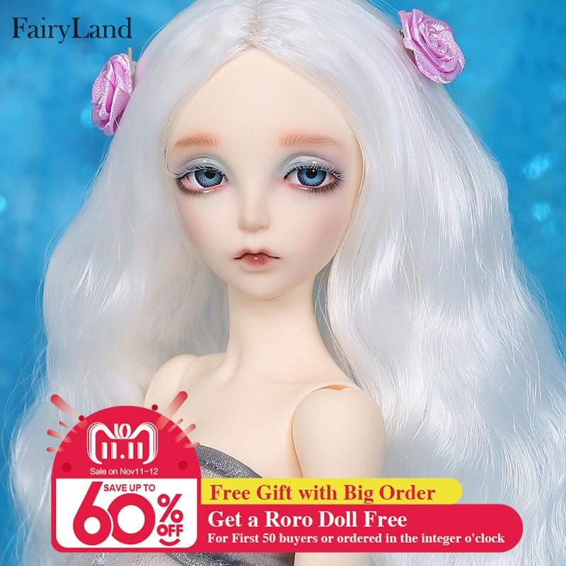OUENEIFS Sia mermaid Fairyline Fairyland 1/4 bjd sd dolls model girls boys eyes High Quality toys shop resin каталог sia