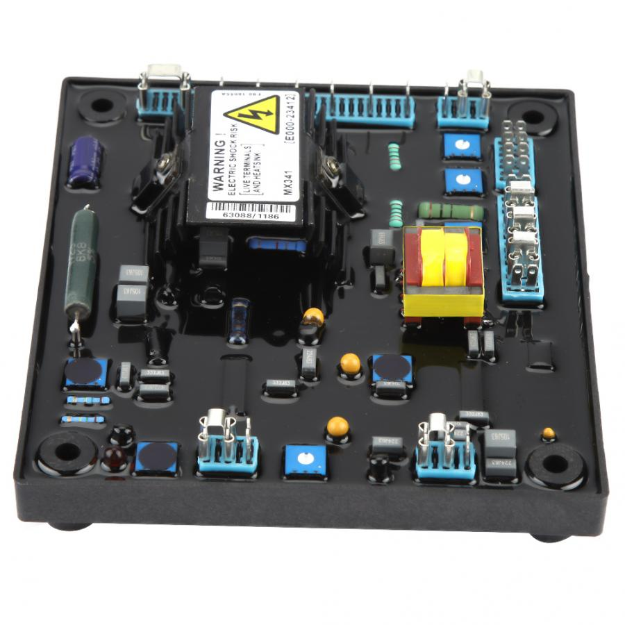 MX341 AVR Automatic Voltage Regulator Controller Generator Gensets Parts Accessories-in Generator Parts & Accessories from Home Improvement    1
