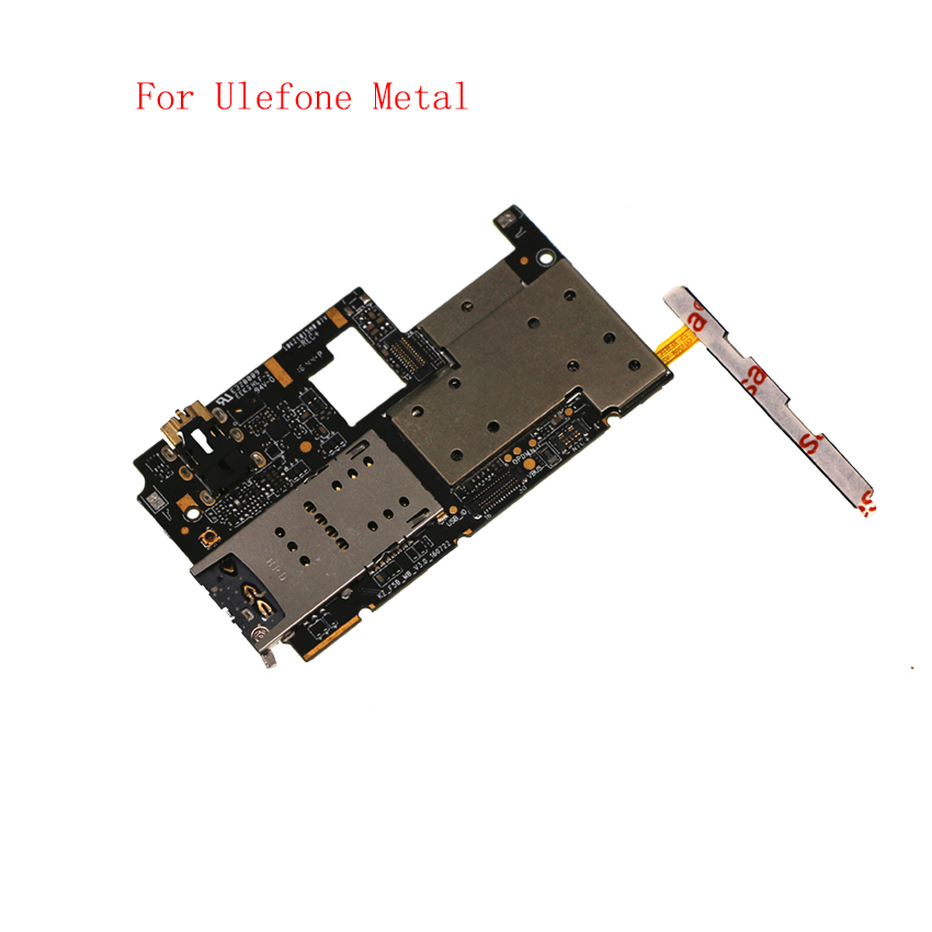 For UleFone Metal Motherboard Repairing and Replacement Mobile Phone Circuits