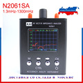 Английская версия N2061SA коротковолновый анализатор антенны 1,1 МГц ~ 1300 МГц УФ RFID векторное сопротивление анализатор антенны