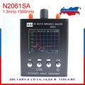 Versión en inglés N2061SA onda corta Analizador de antena de 1,1 MHz ~ 1300 MHz UV RFID de impedancia Analizador de antena