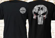 2019 Funny Punisher Frank Castle Force Reconnaissance Marine Navy Seals Army T-Shirt S-3Xl Double Side Unisex Tee