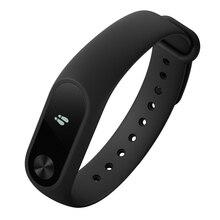 Original Xiaomi Mi Banda 2 miband 2 smartband rastreador de fitness monitor de ritmo cardíaco y pantalla Oled Bluetooth 4.0 20 días de doble modo de espera perseguidor de la aptitud