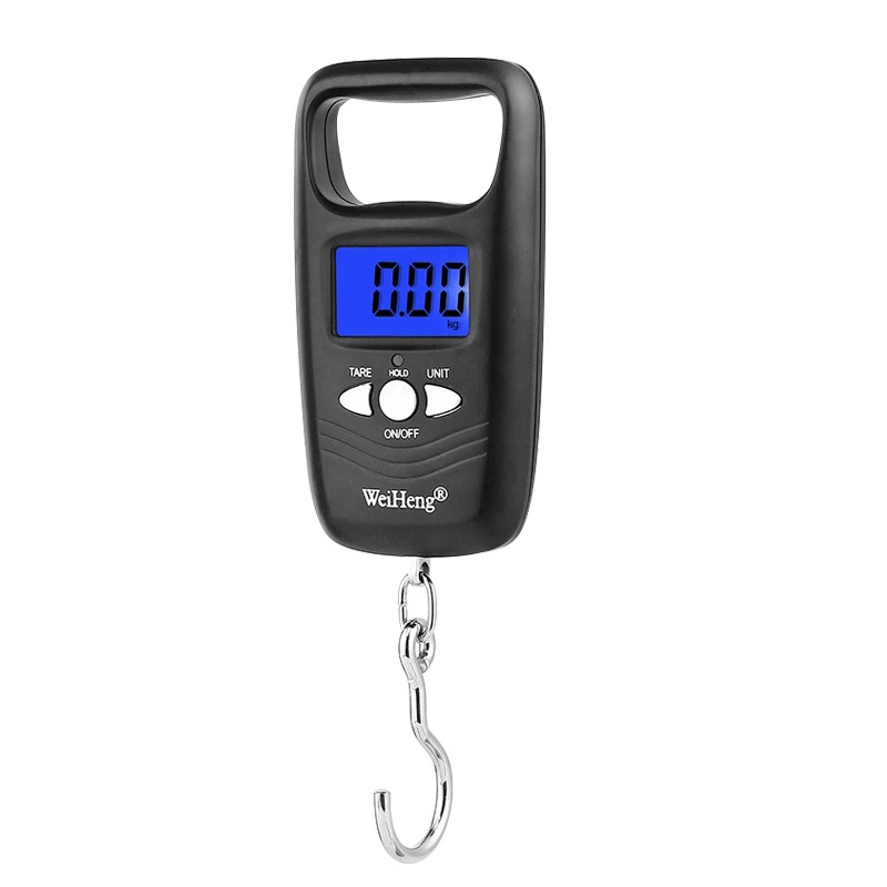 Travel Portable Mini Hanging Scale suitcase scale for Luggage Travel bag Electronic Weighting HandHeld Luggage Scale fishing Hook free
