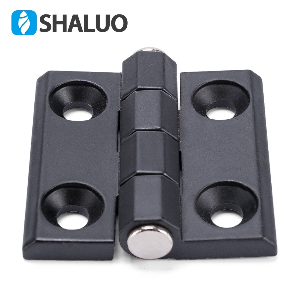 Kirsite gate hinges for generator genset cupboard hinges 8mm thickness 60*60mm