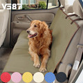 Car Seat Protector Waterproof Pet Car Backseat Mat Cover Pet Car Dog Cat Back Seat Travel Outdoor Cover Puppy Safety