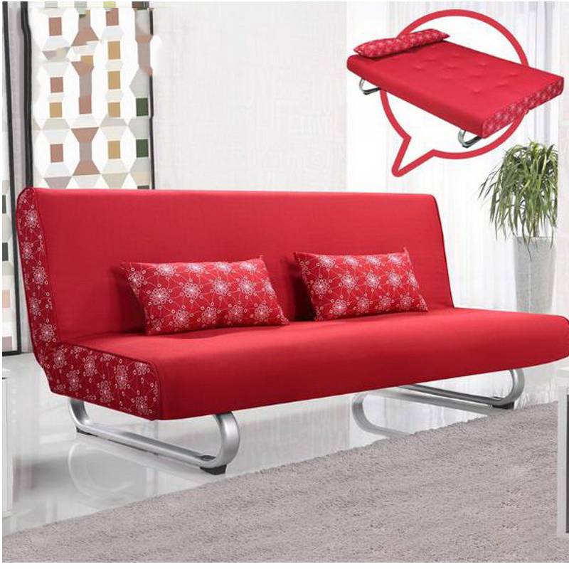 260306/1.3 m Foldable double-use sofa /Multi-functional sofa / high-foam foam sponge / high-quality frame structure