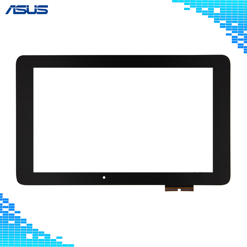 Original Asus T100H T100HA Black Touch Screen digitizer Glass Lens Repair For Asus Transformer Book T100H T100HA touch panel цена и фото