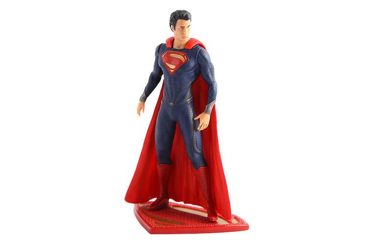 11cm Superman Justice League Superman Returns PVC Action Figure Model  Collection Toys