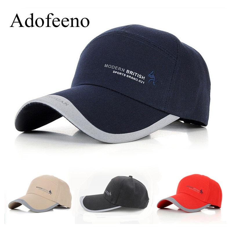 Prix pour Adofeeno Casquette de baseball Hommes Snapback Chapeau Cap Os Baseball-Caps Polo Chapeaux Coton Vintage Nouveau