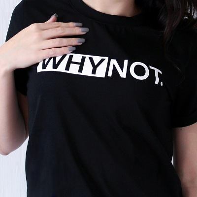 Funny Letters T Shirt Women...