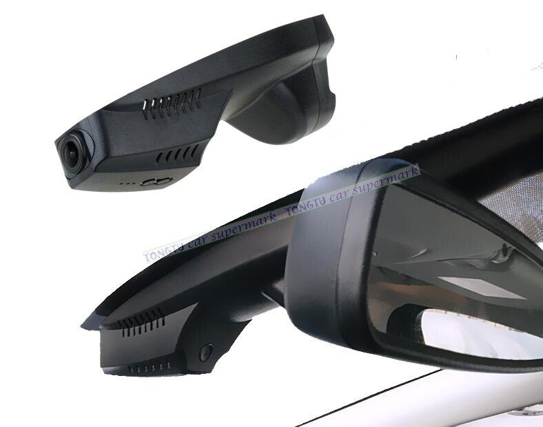 Voiture DVR Caméra Vidéo Enregistreur WiFi APP Contrôle Novatek 96655 IMX 322 Dashcam pour Ford Kuga Modèle Général 2013 2015