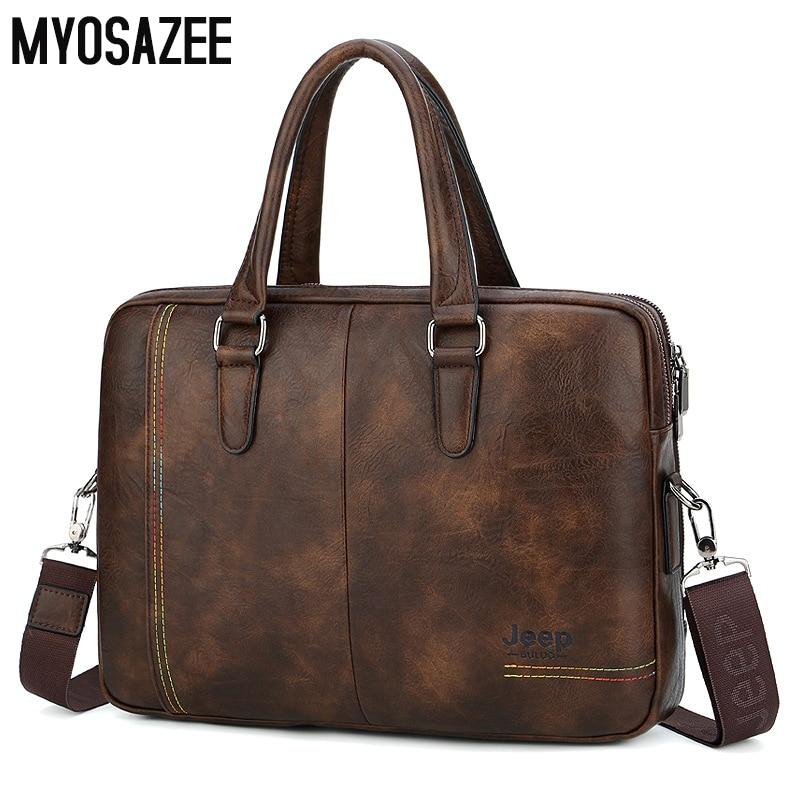 MYOSAZEE Mens Handbags Briefcase Computer Bag Business Casual Mens Bag KoreanMYOSAZEE Mens Handbags Briefcase Computer Bag Business Casual Mens Bag Korean