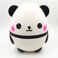 Jumbo Cute Panda Kawaii Cream Scented Squishies Slow Rising Kids Toys Do dondurma squishy squash toys Decompression toys