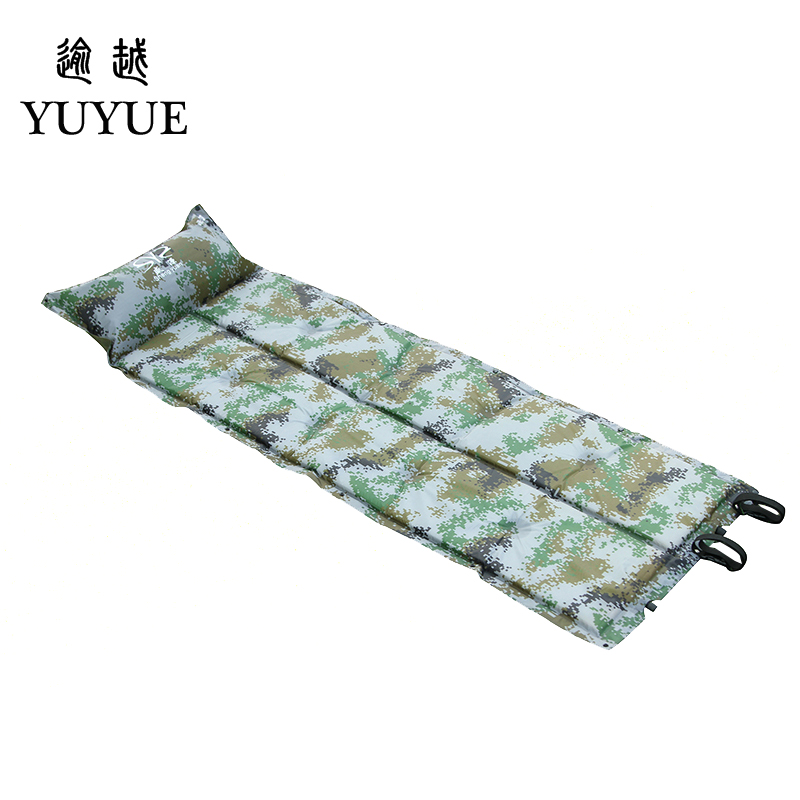 Waterproof The Inflatable Mattress For Outdoor Camping Cheap Mattress Stores For Sleep Inflatable Bed Camouflage Air Mattress  0