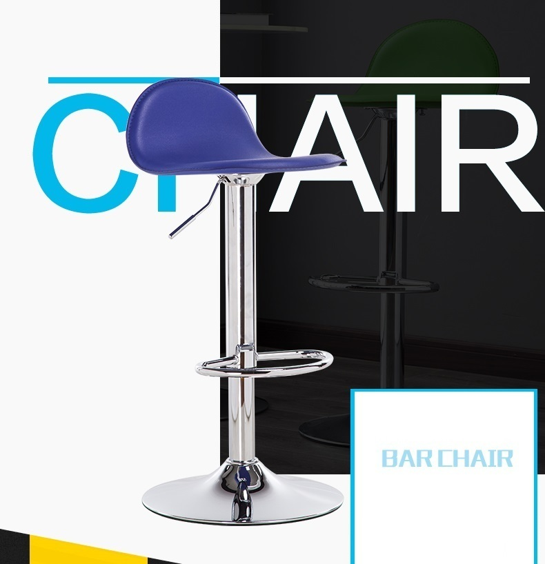 Yellow Red Seat Bar Stools Free Shipping Wine Counter Chairs Hotel  Restaurant Chair Exhibition Hall Furniture Retail Wholesale  In Bar Chairs  From Furniture ...