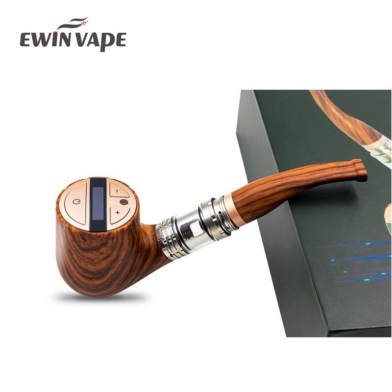 EWINVAPE E tubo F Vapore Kit Sigaretta Elettronica ePipe F30 3 ml Atomizzatore Vaporizzatore 1450 mAh fumo Box Epipe Mod VS 618 narghilè