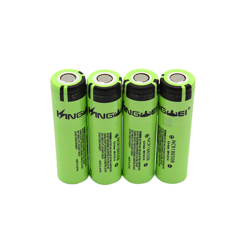 2PCS 3,7 V 9800mAh GIF 18650 Batterie Wiederaufladbar Für Taschenlampe Scheinwer