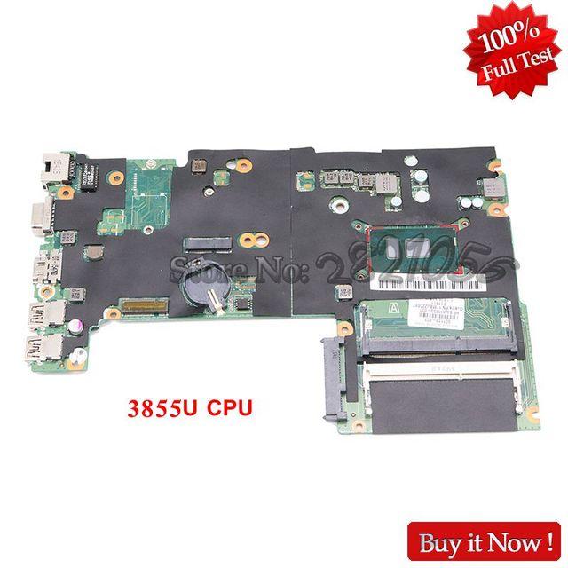 NOKOTION DA0X61MB6G0 laptopa płyta główna do HP 430 G3 440 G3 płyty głównej płyta główna DDR3L 3855U CPU full testowany