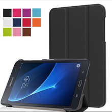 Ultra Slim Magnetic stand pu leather case cover for Samsung Galaxy Tab A6 10.1 SM-T585 T580N funda case for Samsung T585 T580 cowboy pattern case for samsung galaxy tab a a6 10 1 2016 t580 t585 sm t580 t580n case cover funda tablet stand protective shell