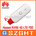 Original Unlock LTE FDD 150Mbps HUAWEI K5150 4G LTE USB Stick And 4G Modem, PK E392 E398 E3276 K5005