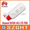 Original unlock lte fdd 150 mbps huawei k5150 4g lte usb stick y 4g módem, E3276 E392 E398 K5005 PK