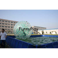 water walking zorb ball,Inflatable zorb toys Sport Football Games with factory price,inflatable water walking zorb pool balls