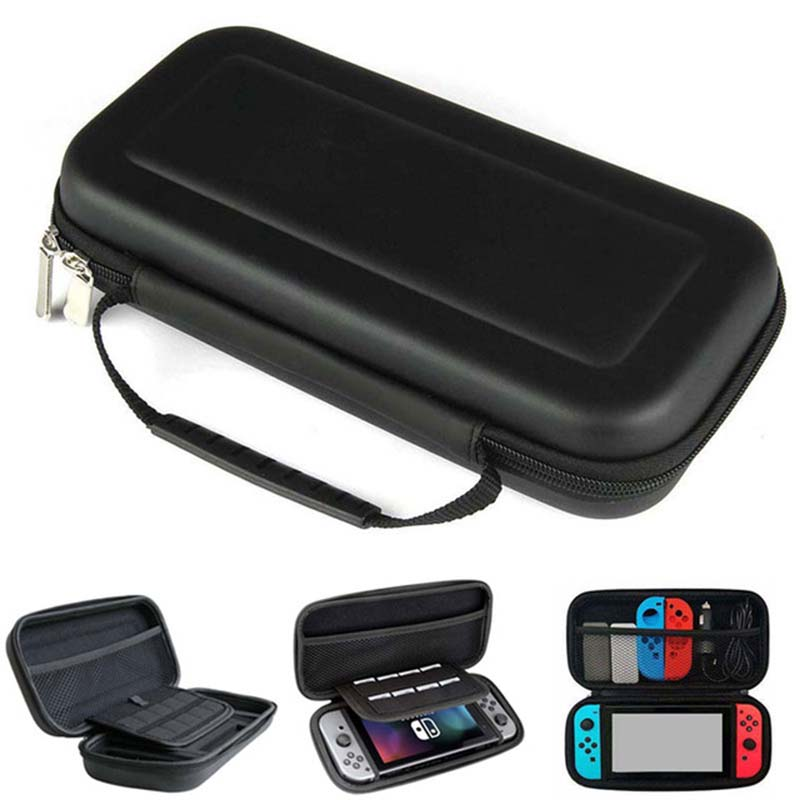 Videospiele Jeebel Nintend Schalter Tasche Hard Case Zipper Carry Fall Ns Konsole Tragbare Trage Lagerung Tasche Abdeckung Nintend Schalter Zubehör